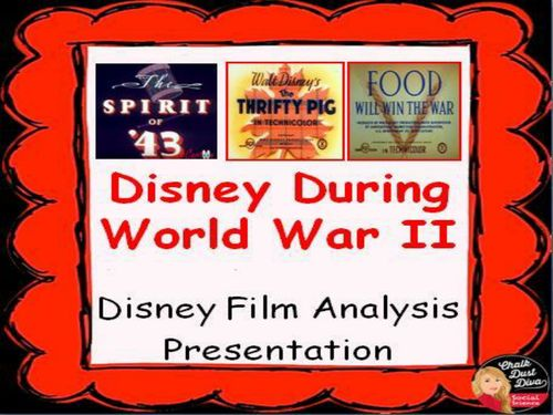 analysis of disney films Click for larger version of teaser image from disney's feast food plays a key role in the film during their presentation yesterday, jeff turley joked that all the.