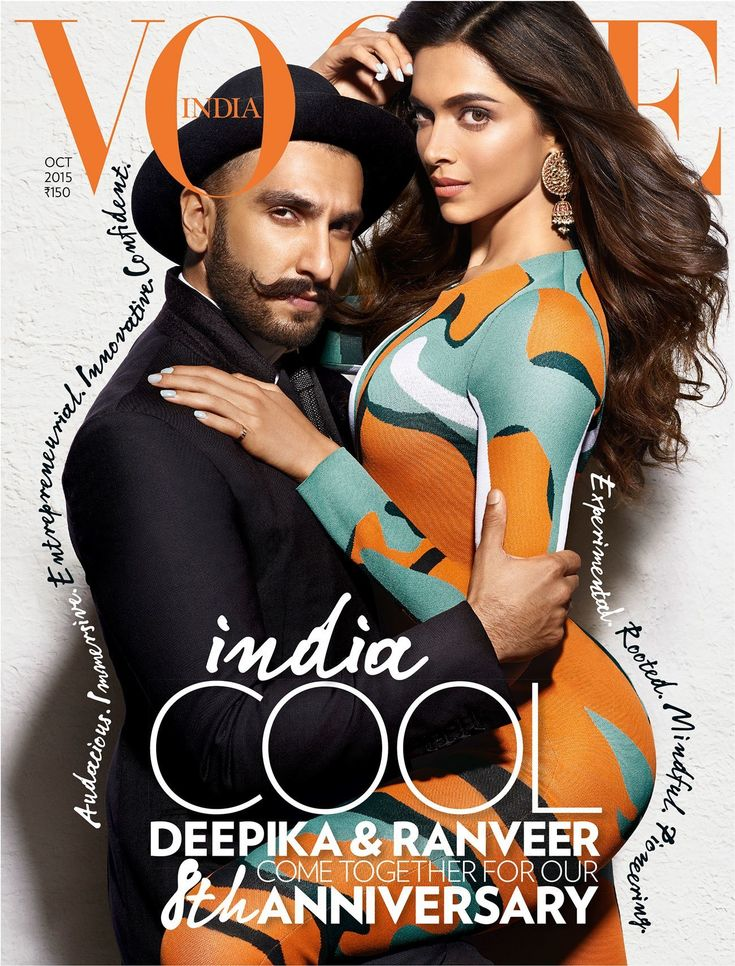 I'M IN VOGUE INDIA'S ANNIVERSARY ISSUE! — @DEEPICAM