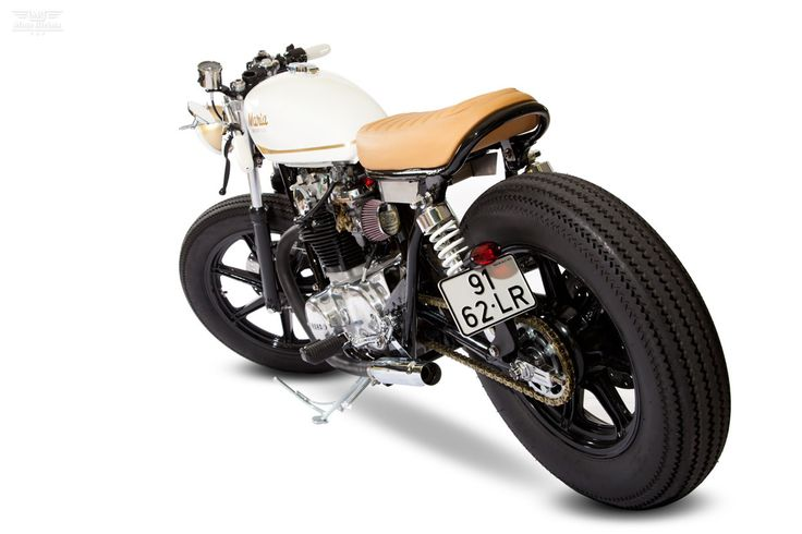 Yamaha XS650, 'Eve' | Maria Motorcycles