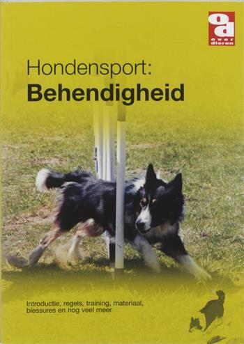 Behendigheid hondensport  Description: Behendigheid of 'agility' is een sport die geschikt is voor alle honden. Het is goed voor de conditie van hond en baas vergt veel trainingstijd en er gebeurt veel in wedstrijdverband. Ook voor de toeschouwers is behendigheid een aantrekkelijke hondensport. Alle do's en don'ts staan in dit boek op een rij. Behendigheid is een echte teamsport en vraagt een goede samenwerking tussen hond en baas. Bij deze sport gaat het om het afleggen van een…