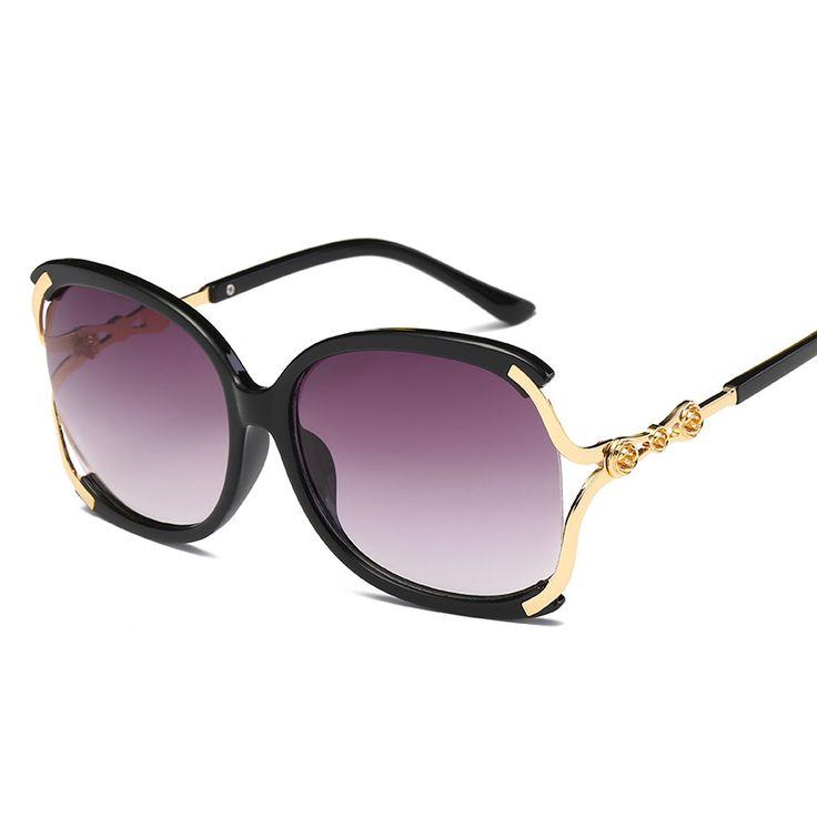 2017 New Oversized Women Sunglasses //Price: $9.48 & FREE Shipping //     #sunglasses
