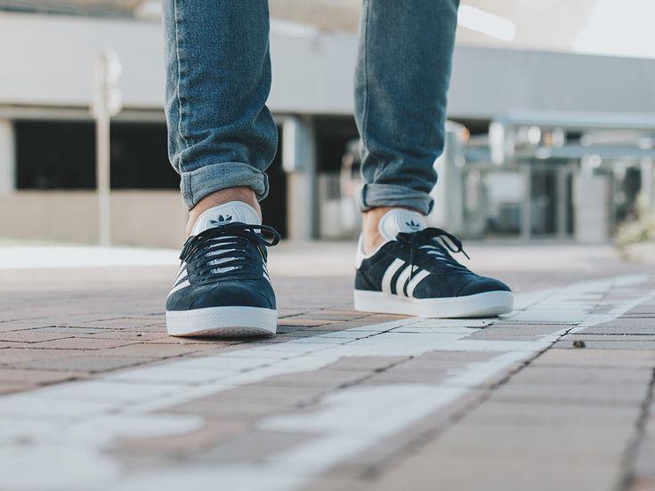 Herren Schuhe sneakers adidas Originals Gazelle BB5478