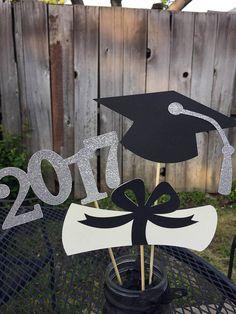 Pieza central de la graduación graduación 2017 central