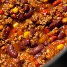 chili con carne original