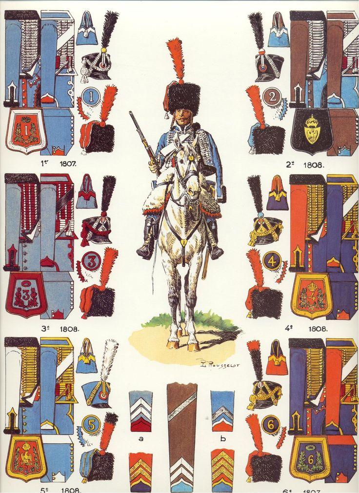 Hussars 1804-1812 (pl 57) 1