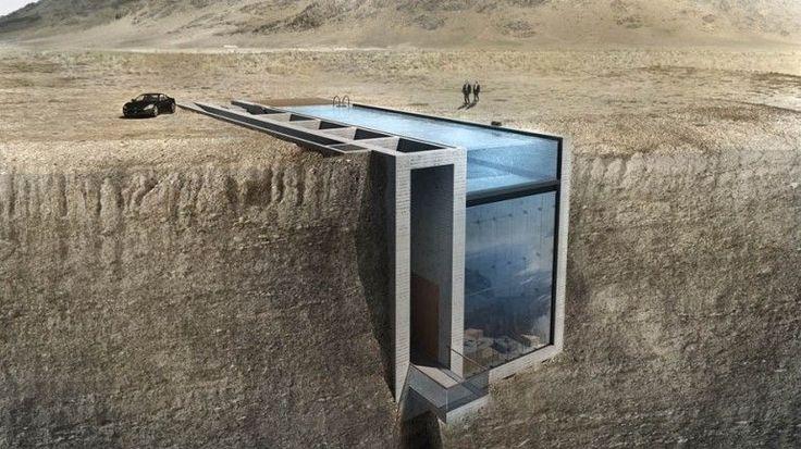"""Casa Brutale: O """"sim"""" da Grécia à inovação arquitetónica - Observador"""