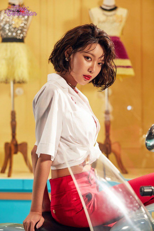 Girls' Generation's Sooyoung looks gorgeous in her 'Holiday Night' teaser clip | allkpop.com