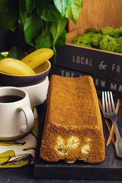 Шикарная банановая запеканка - Andy Chef - блог о еде и путешествиях, пошаговые рецепты, интернет-магазин для кондитеров