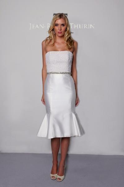Mejores 105 imágenes de Short Wedding Dresses en Pinterest ...