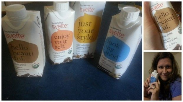 Svelte Protein Shakes for Women On the Go Review