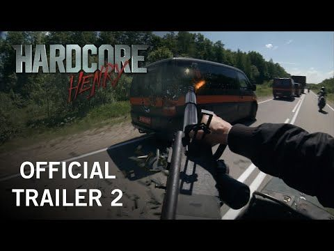 HARDCORE HENRY Trailers, Images and Poster | The Entertainment Factor