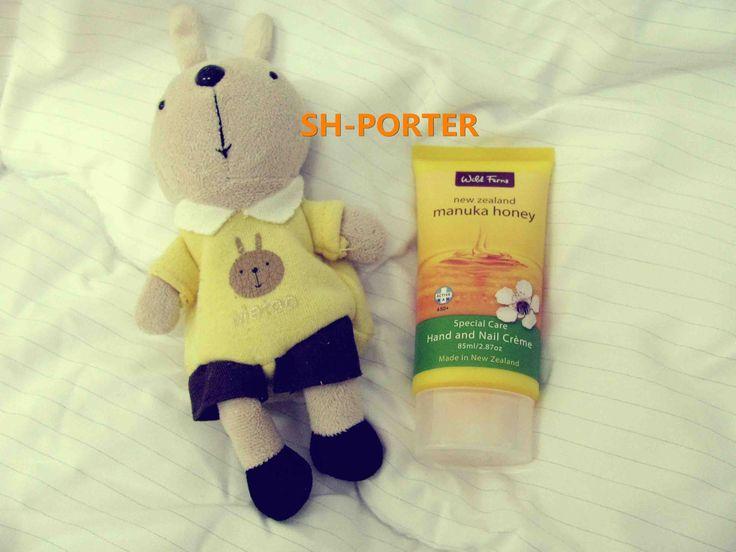 Wild Ferns Manuka Honey Special Care Hand & Nail Crème