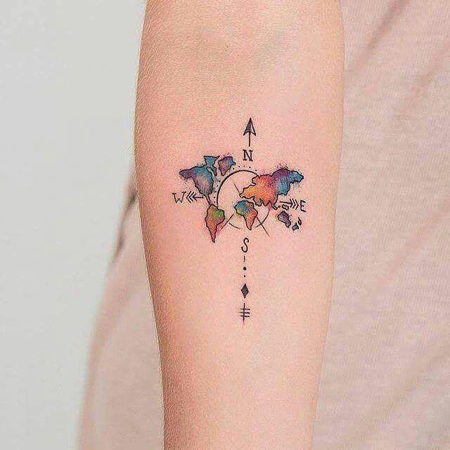 World Tattoo Small: Tattoos For Women Small, Foot Tattoos