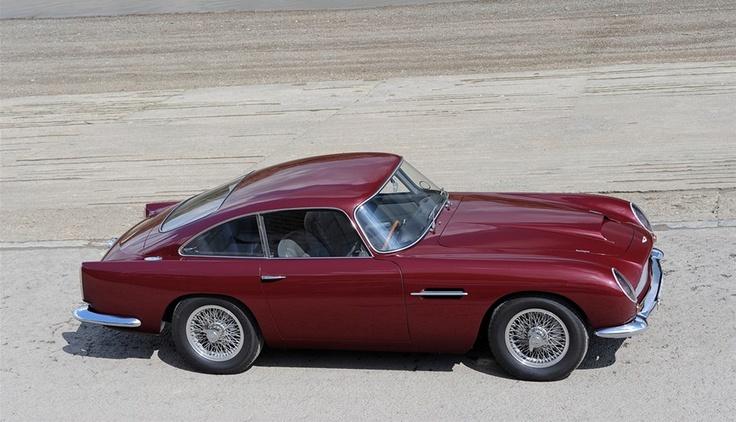FISKENS Fine Historic Automobiles - Aston Martin DB4 GT - Nice