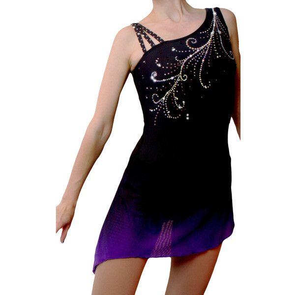 "Custom Figure Skating Dress ""Swirls"" Baton Twirling Dress Dance Dress ($236) ❤ liked on Polyvore featuring dresses, mesh dress, checkered dress, check print dress, stretchy dresses and stretch dresses"