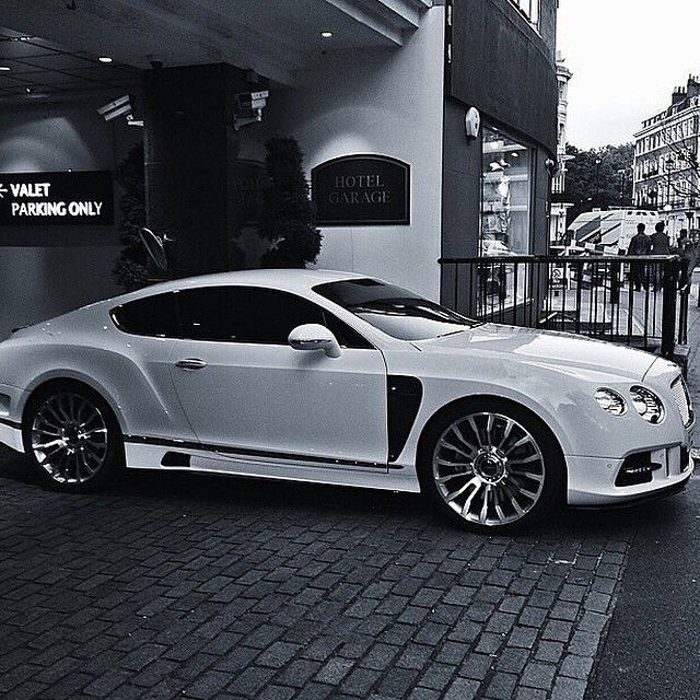 """Mansory Bentley Continental GT 