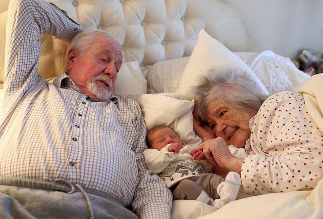Grandparents.