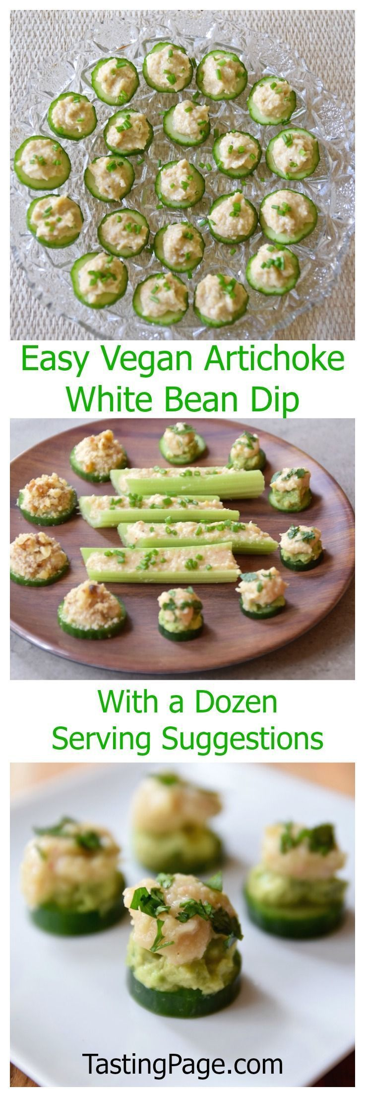 39 best images about Vegan Dip Recipes on Pinterest ...