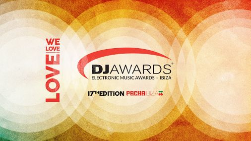 DJ Awards 2014 Ceremony at Pacha Ibiza