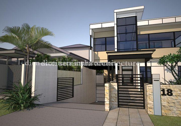 Carina Heights Luxury New Home | dion seminara architecture