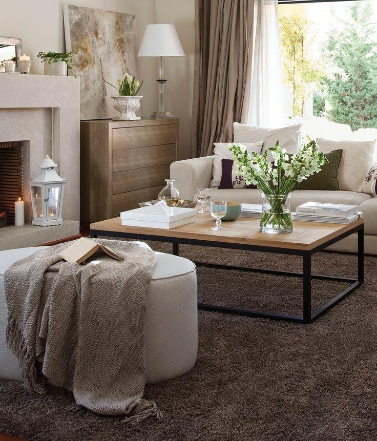 Muebles que te ayudan en el salón · ElMueble.com · Salones