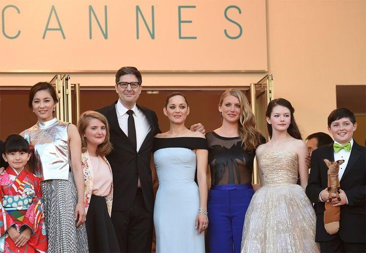 Stralend in Cannes: Vlaamse actrice Charlotte Vandermeersch - De Standaard: http://www.standaard.be/cnt/dmf20150523_01695528?pid=4761050