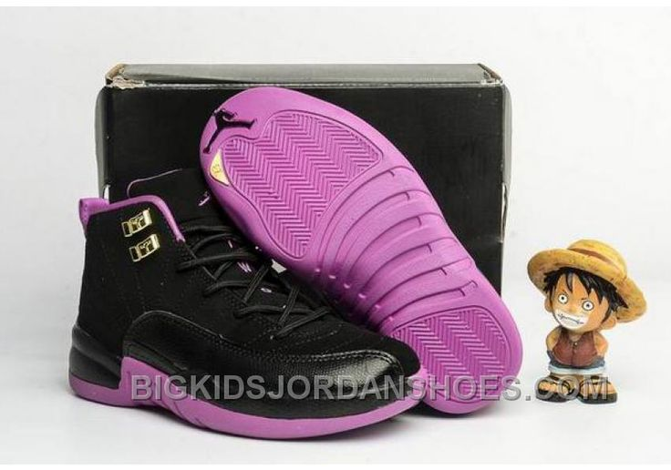 "http://www.bigkidsjordanshoes.com/discount-2017-kids-air-jordan-12-hyper-violet.html 2017 KIDS AIR JORDAN 12 ""HYPER VIOLET"" NEW ARRIVAL Only $85.00 , Free Shipping!"