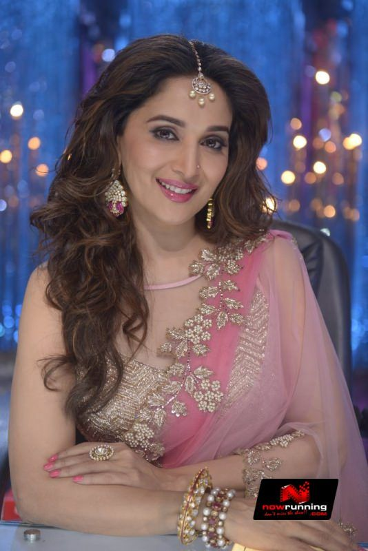 Madhuri Dixit At Jhalak Grand Finale