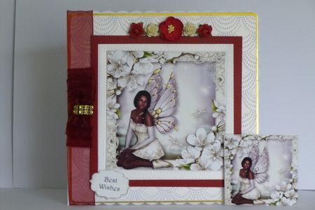 Beautiful Cherry Blossom Fairy on Craftsuprint - View Now!