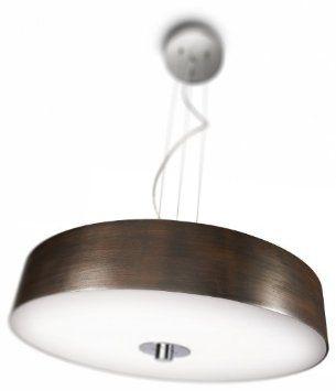Philips EcoMoods 40339/11/16 Drum (2GX13) Pendant (Shiny Chrome): Amazon.co.uk: Lighting