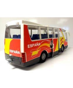 STICKERS ADHESIVOS DE PLAYMYPLANET FÚTBOL ESPAÑA COMPATIBLES CON PLAYMOBIL® BUS 5106, 5025, 4419, 5603 Y 3169