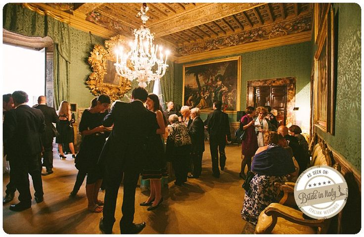 This enchanting, baroque mansion, is Palazzo Taverna in Rome. Ph NPWA Studio http://www.brideinitaly.com/2012/12/real-wedding-matrimonio-barocco-roma.html #wedding #italy