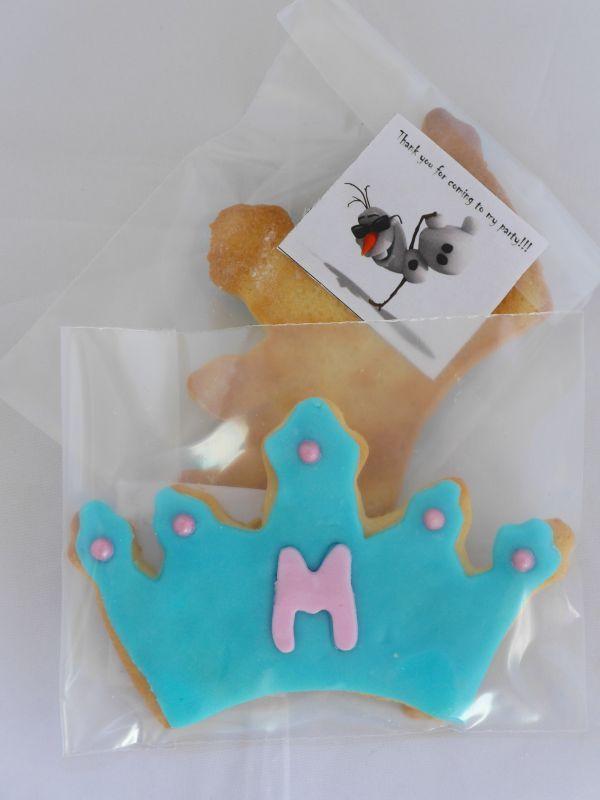 Frozen cookies !