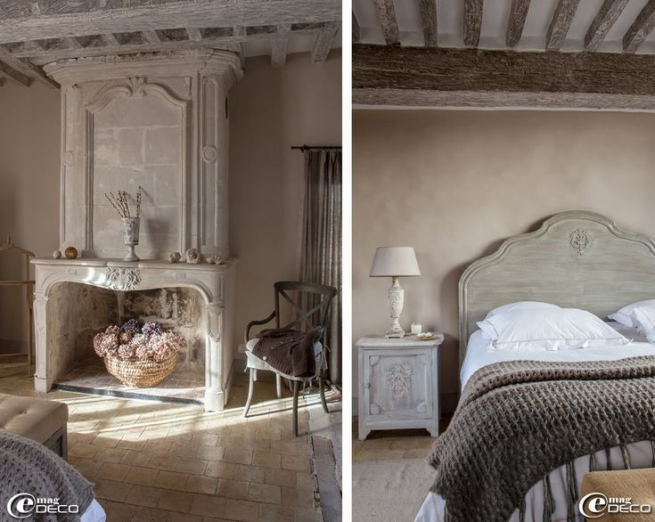1000 id es sur le th me chambre ivoire sur pinterest - Meuble patine blanc ivoire ...