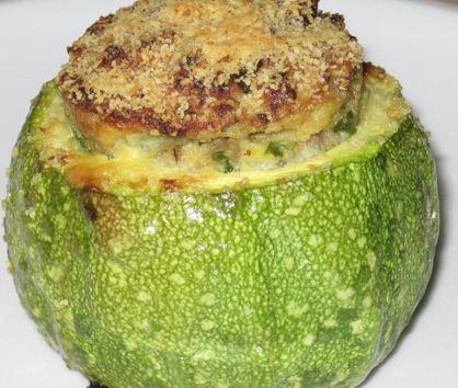 ⇒ Bimby, le nostre Ricette - Bimby, Zucchine Tonde Ripiene