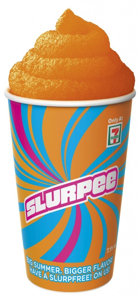 Free Slurpee at 7-Eleven with App Download!