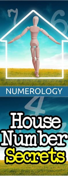 3741 best numerology calculation images on pinterest for Best house number numerology