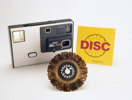 disc camera...remember these??  Grandpa was my tutor :)