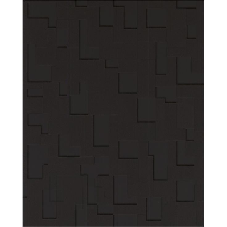 Checker Wallpaper - Black