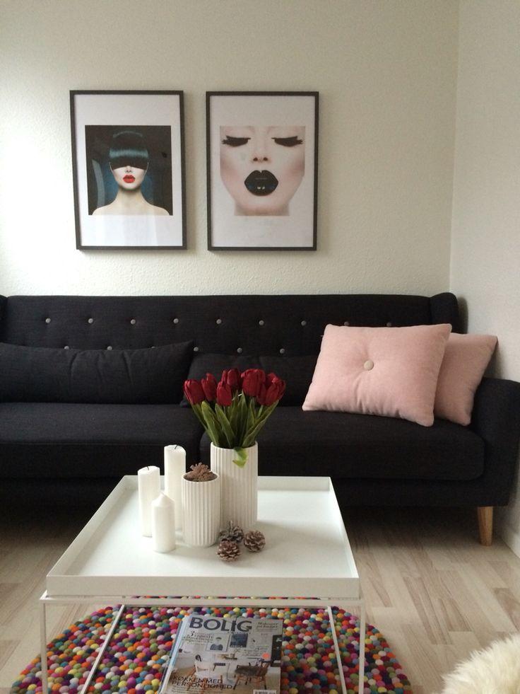 Min lille stue. er helt tosset med plakaterne fra werashop.no ...