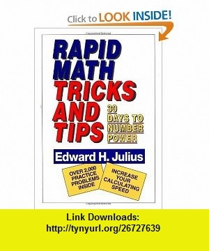 vedic maths tips and tricks pdf