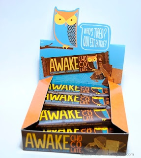 My friend Adam's new company product! Its delicious chocolate - Check out the website www.awakechocolate.com and buy it at Shoppers/Shell Gas stations