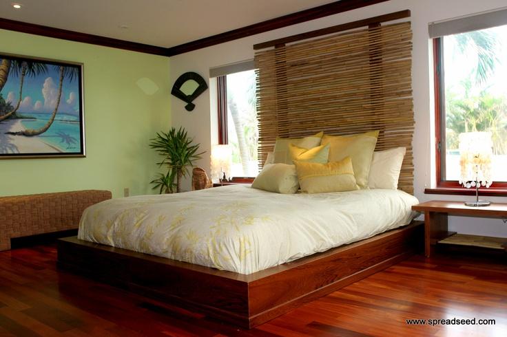 Hawaiian Style Bedroom: 17 Best Images About Headboard On Pinterest