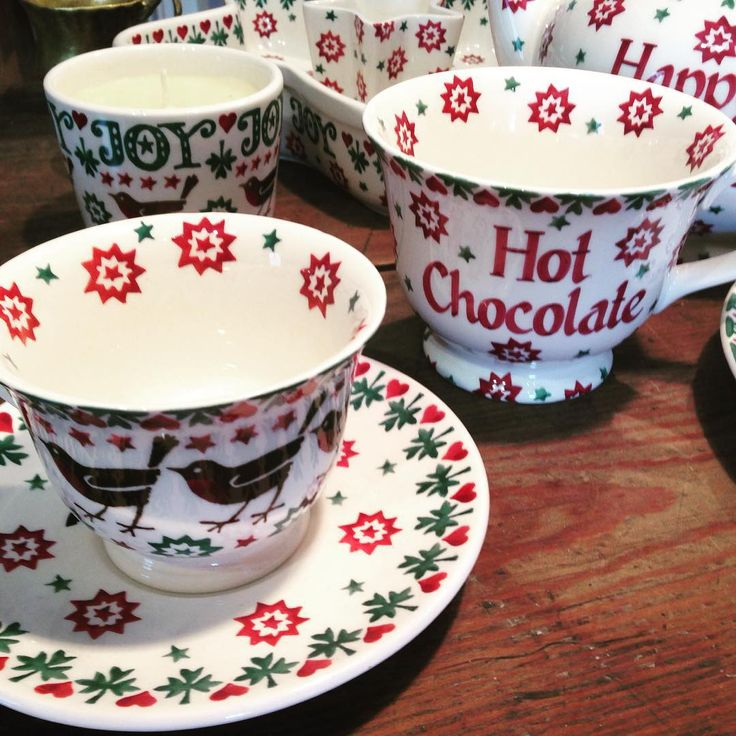 Personalised Joy Star Large Teacup (Christmas 2015) Discontinued