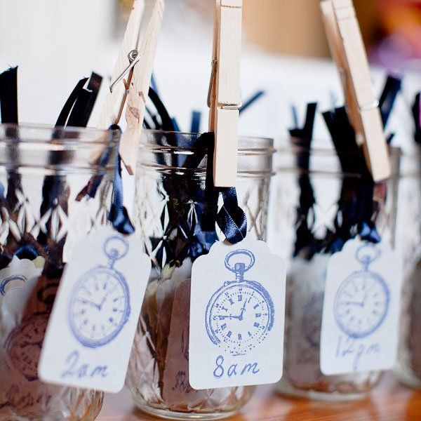 218 best images about party ideas on pinterest beatrix for Around the clock bridal shower decoration ideas