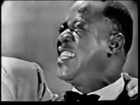 Louis Armstrong and Jack Teagarden - Jeepers Creepers (1958)