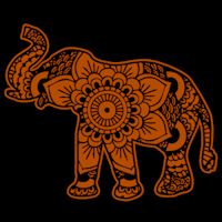 1000 ideas about mandala elephant on pinterest elephant for How to carve an elephant on a pumpkin