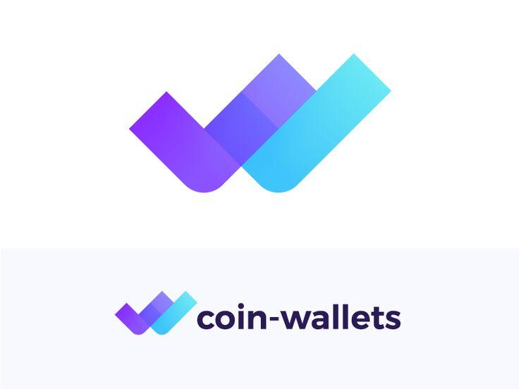 Logo concept for crypto wallets retailer by Vadim Carazan
