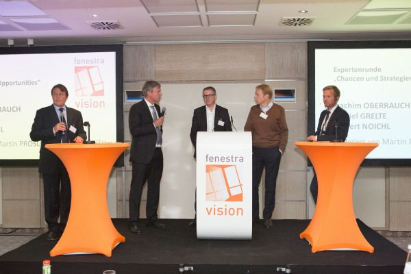 "Key note speaker at ""fenestra-vision"" 2015 symposium"
