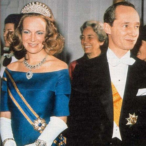 Princess Irene of the Netherlands and Carlos-Hugo, Duke of Parma